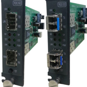 Gigabit Ethernet Optical Converter Network Termination Unit